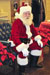 Santa Claus brought joy and merriment to children of all ages.