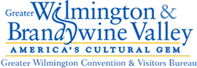 Greater Wilmington Convention and Visitors Bureau logo