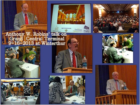 Robins Talk at Winterthur